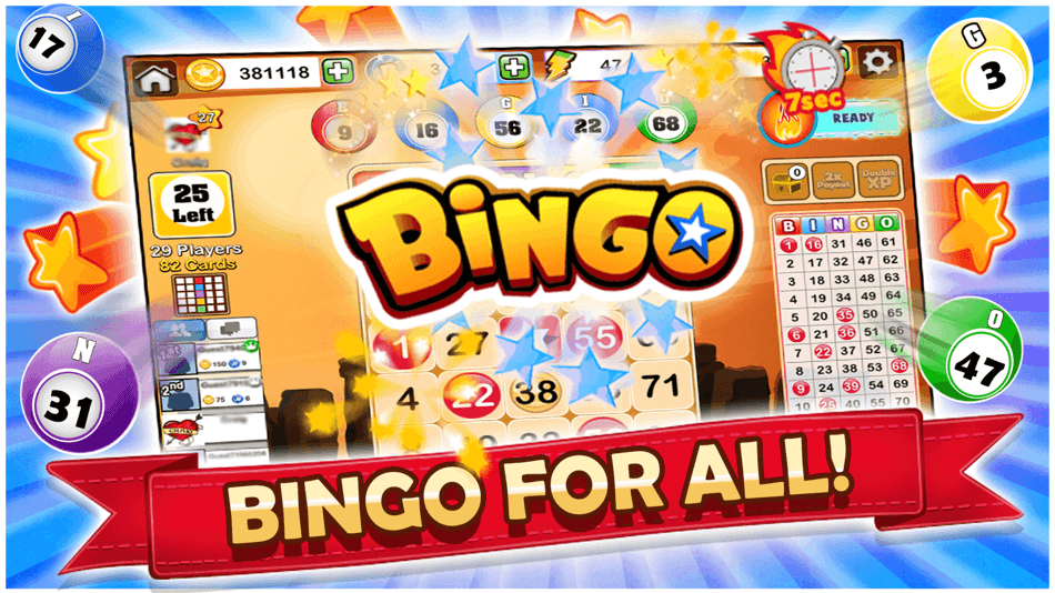 Free Bingo slots machine for complete fun