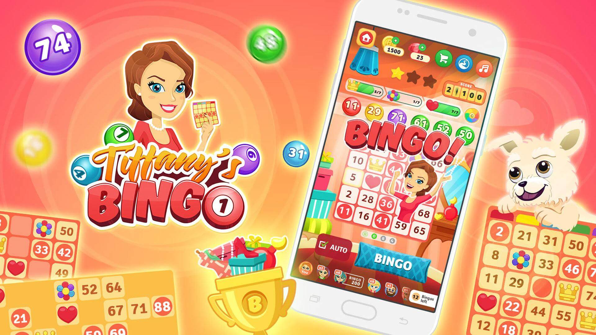 Mobile bingo no deposit – take the fantastic opportunity for grabbing bankrolls